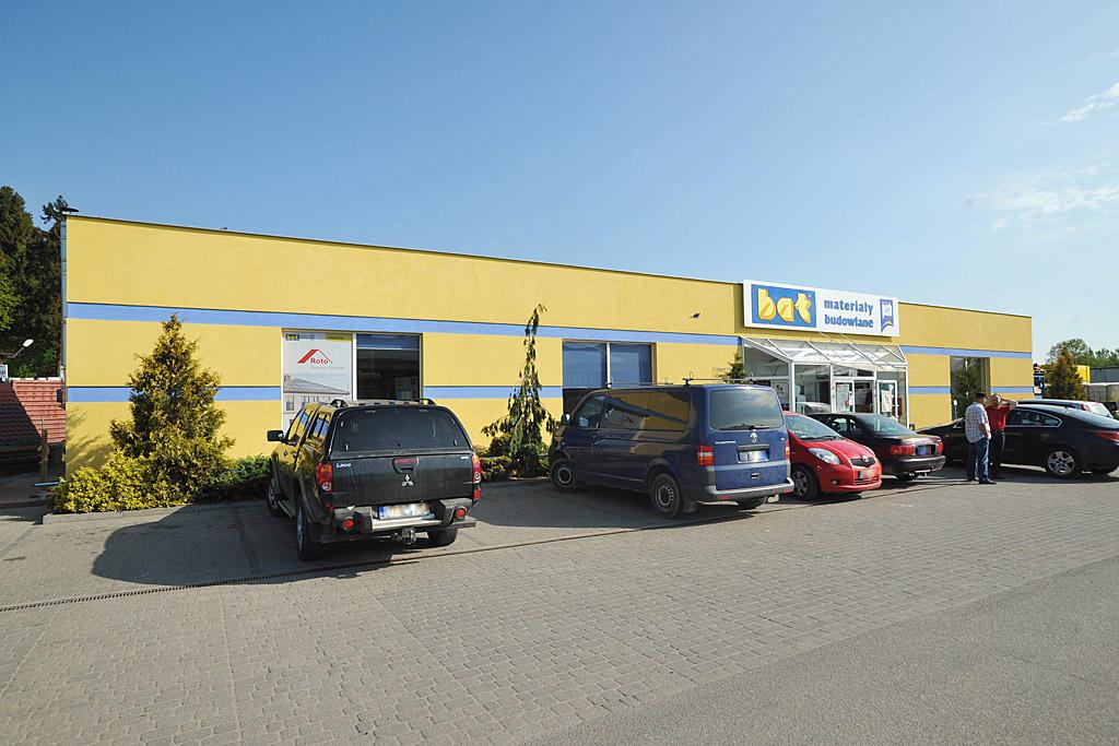 top byggmaterial Gdansk Polen billig
